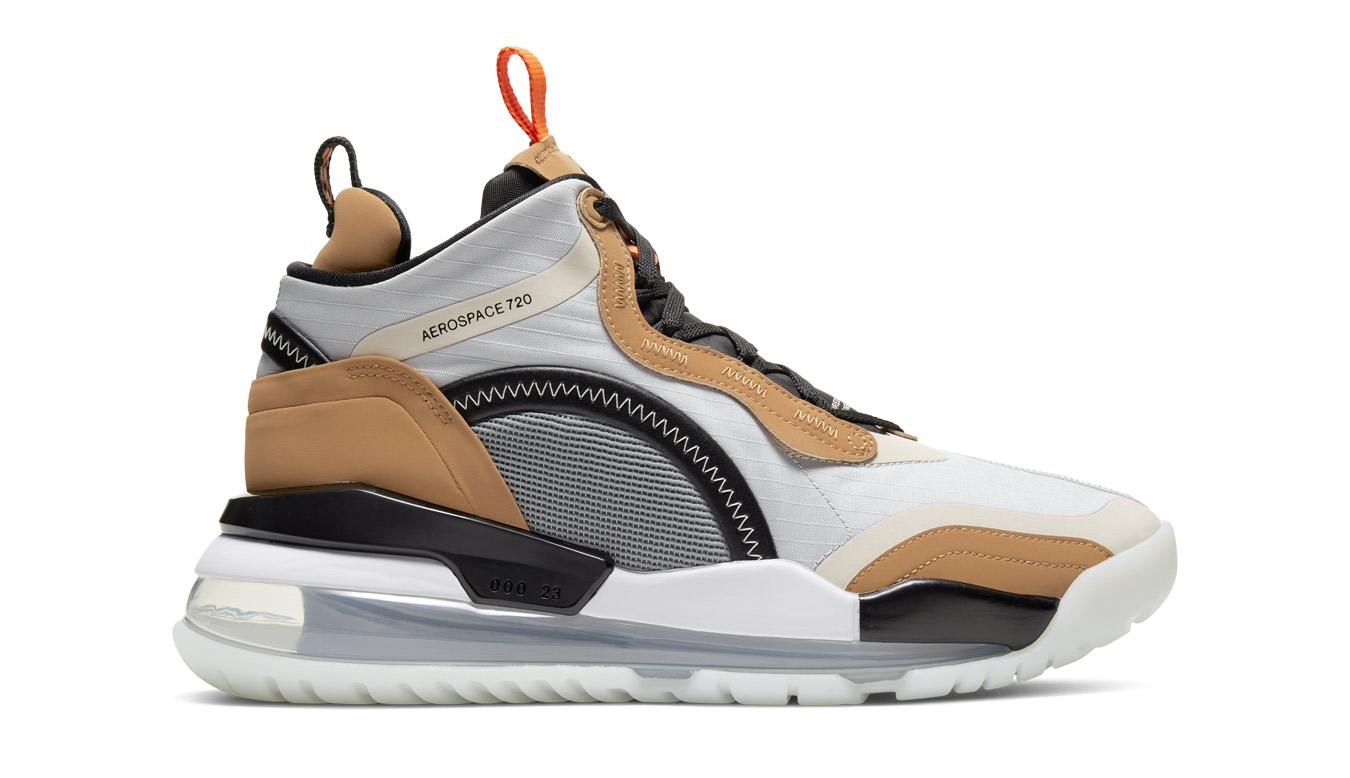 Nike Jordan Aerospace 720 hnedé BV5502-002 - vyskúšajte osobne v obchode