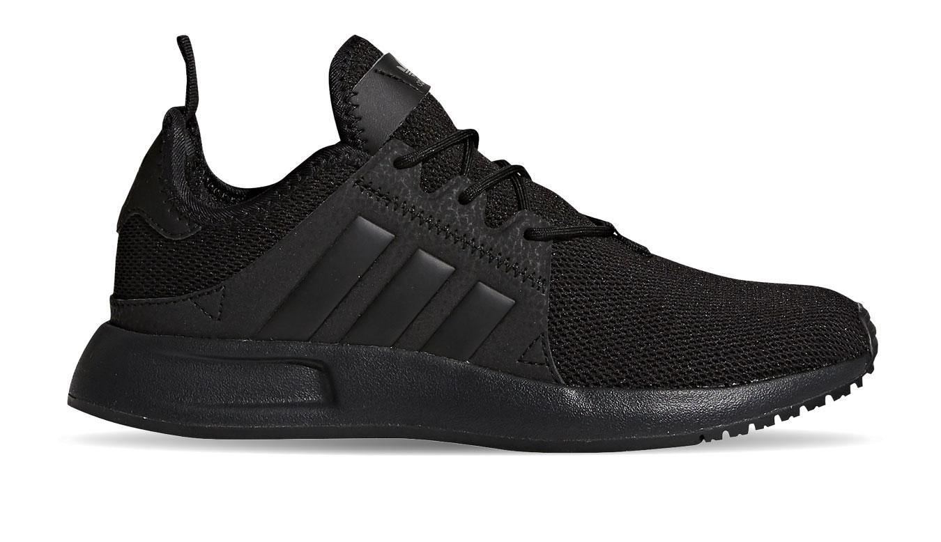 adidas X_PLR J čierne BY9879 - vyskúšajte osobne v obchode