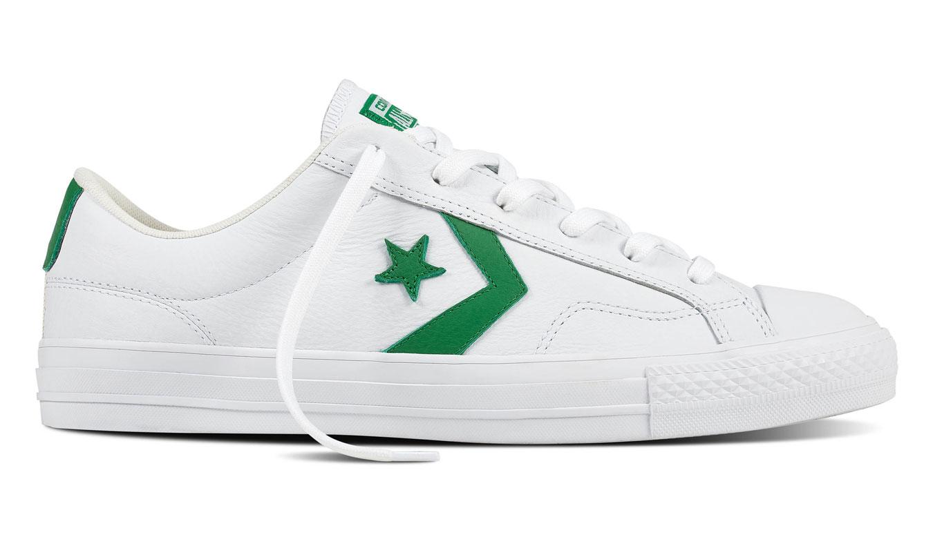 Converse Chuck Taylor All Star Player biele C159738 - vyskúšajte osobne v obchode