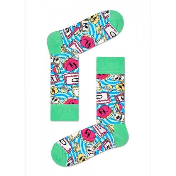 Happy Socks x Steve Aoki farebné AOK01-6000 - vyskúšajte osobne v obchode