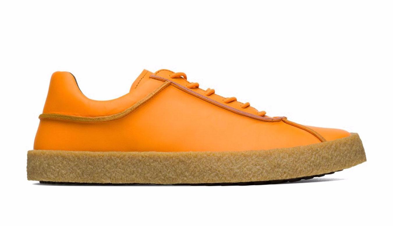 Camper Twins Orange oranžové K100637-003 - vyskúšajte osobne v obchode