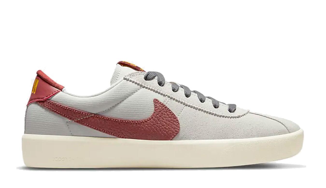 Nike Sb Bruin React šedé CJ1661-003 - vyskúšajte osobne v obchode