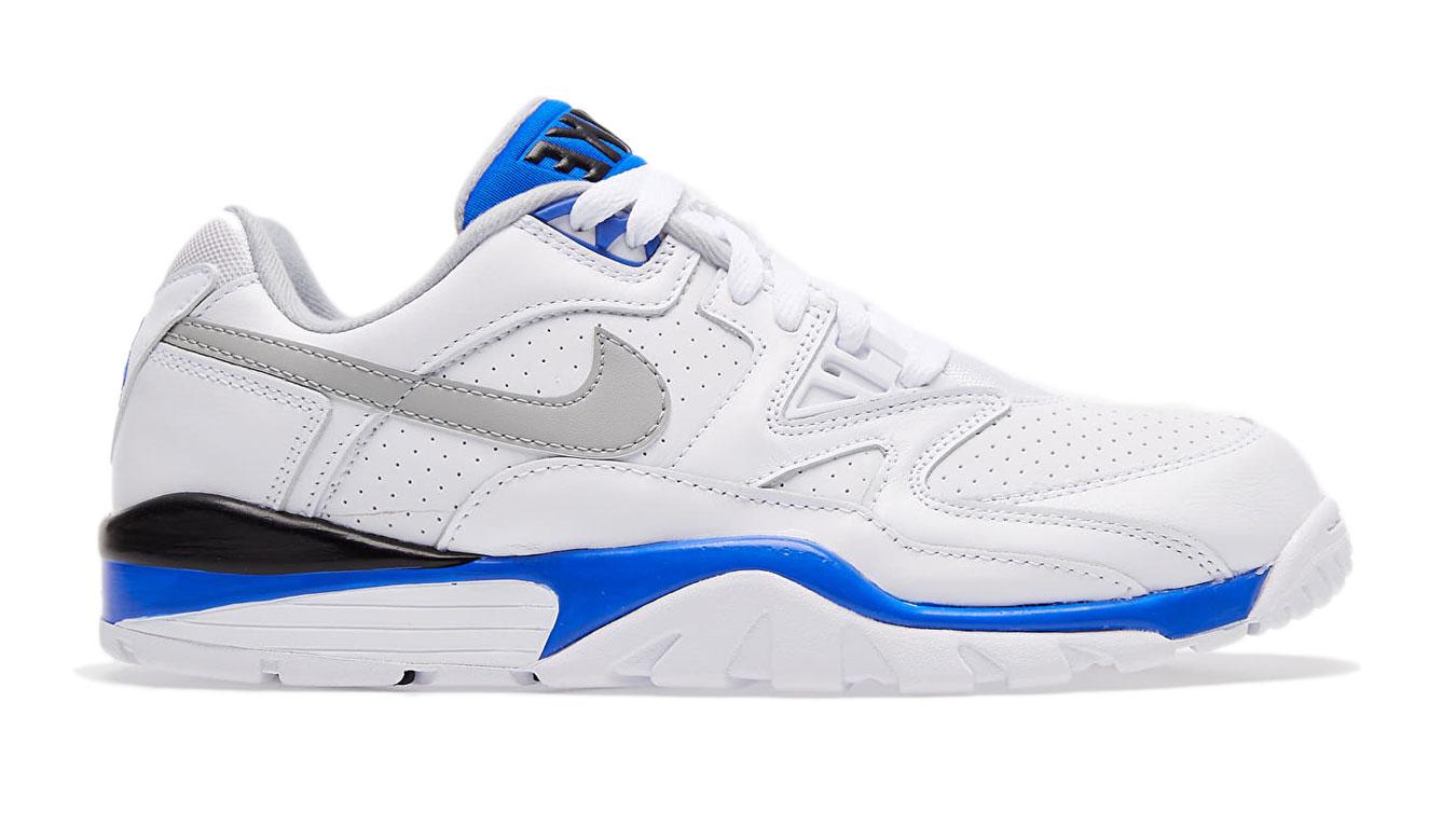 Nike Air Cross Trainer 3 Low Racer Blue biele CJ8172-100 - vyskúšajte osobne v obchode