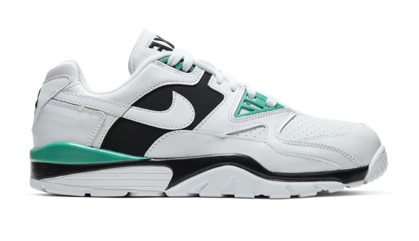 Nike Air Cross Trainer 3 Low White / Neptune Green biele CJ8172-101 - vyskúšajte osobne v obchode
