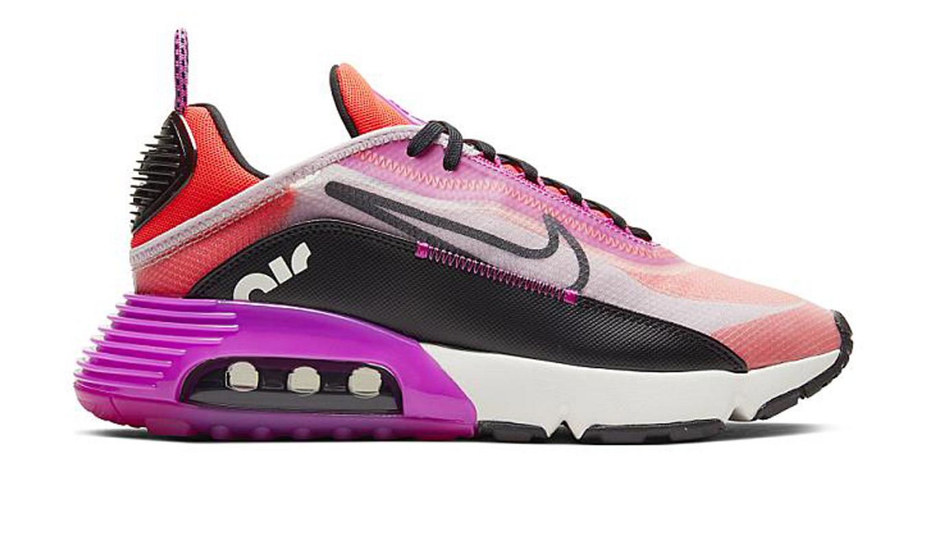Nike W Air Max 2090 fialové CK2612-500 - vyskúšajte osobne v obchode