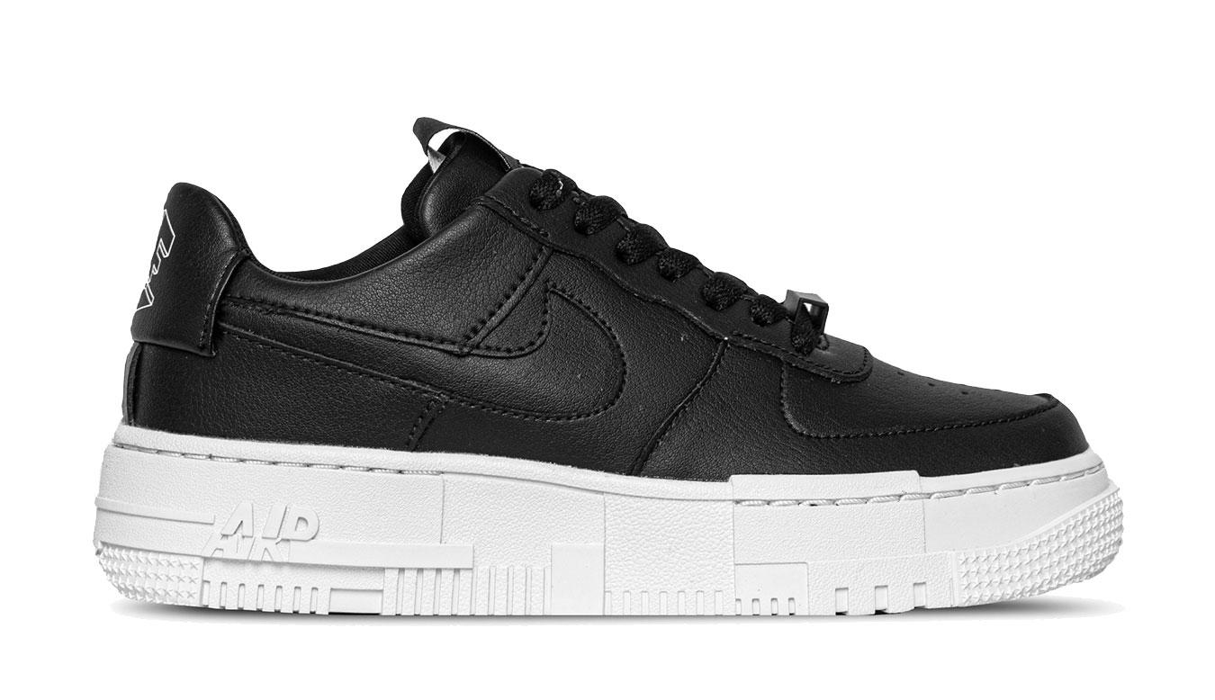 Nike W Air Force 1 Pixel čierne CK6649-001 - vyskúšajte osobne v obchode