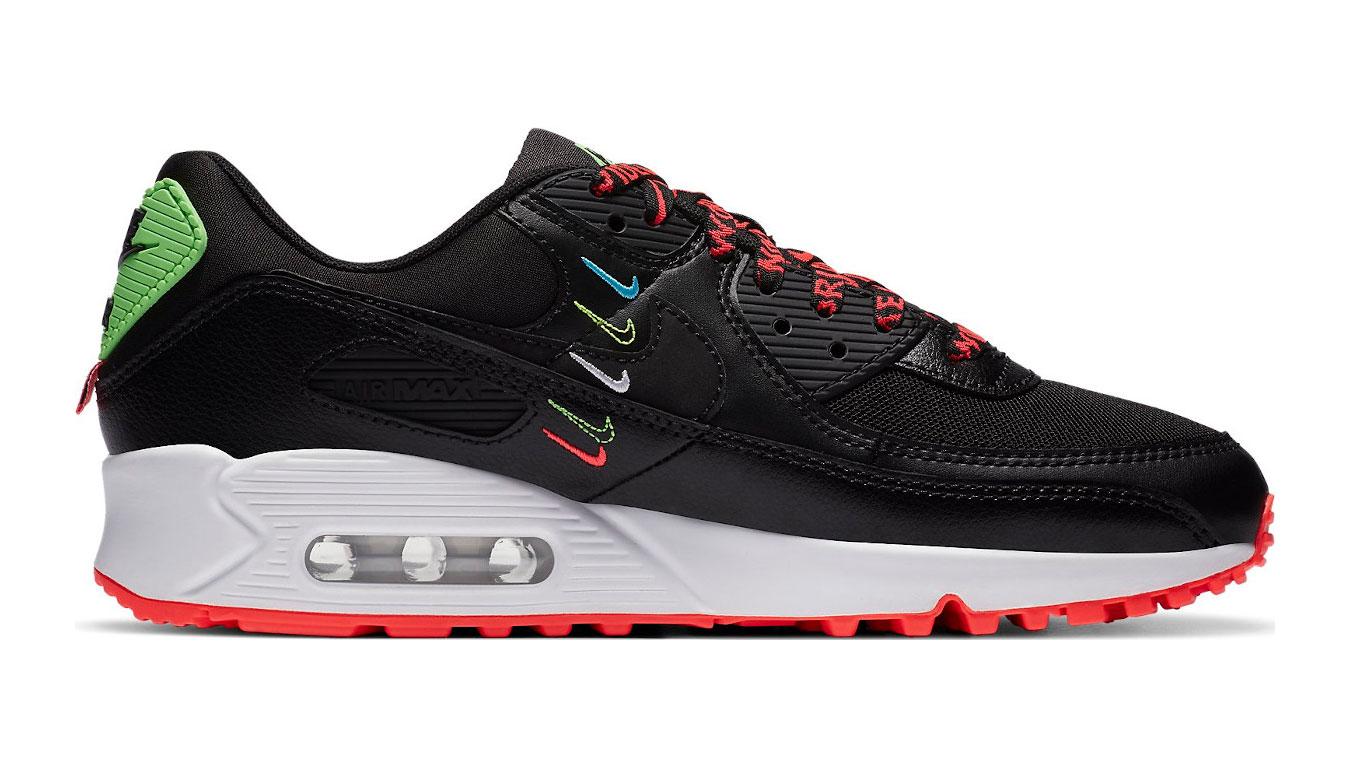 "Nike Air Max 90 Wmns ""Black Flash"" čierne CK7069-001 - vyskúšajte osobne v obchode"