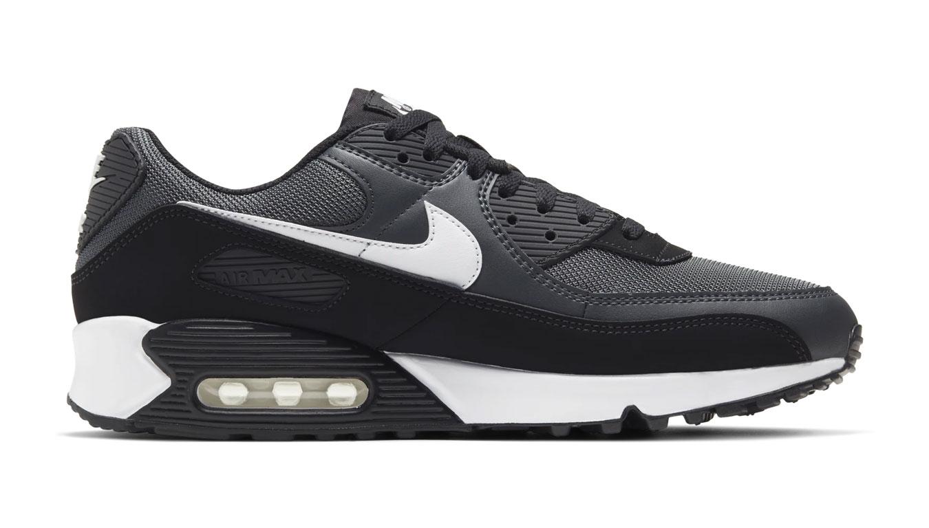 Nike Air Max 90 čierne CN8490-002 - vyskúšajte osobne v obchode