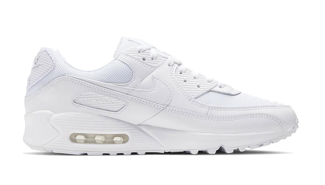 """Nike Air Max 90 """"Fade to Black"""" Pack biele CN8490-100 - vyskúšajte osobne v obchode"""