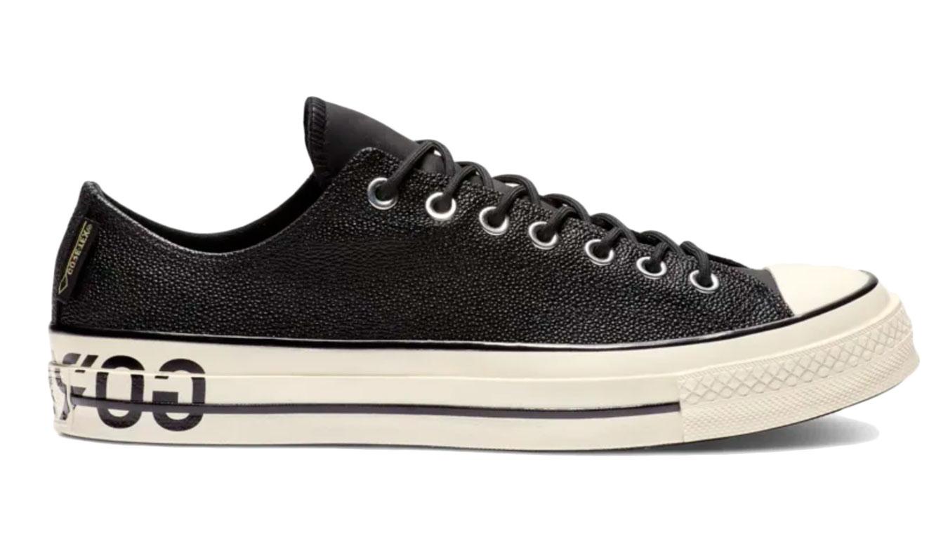 Converse Chuck 70 GORE-TEX Leather High Top čierne 163229C - vyskúšajte osobne v obchode