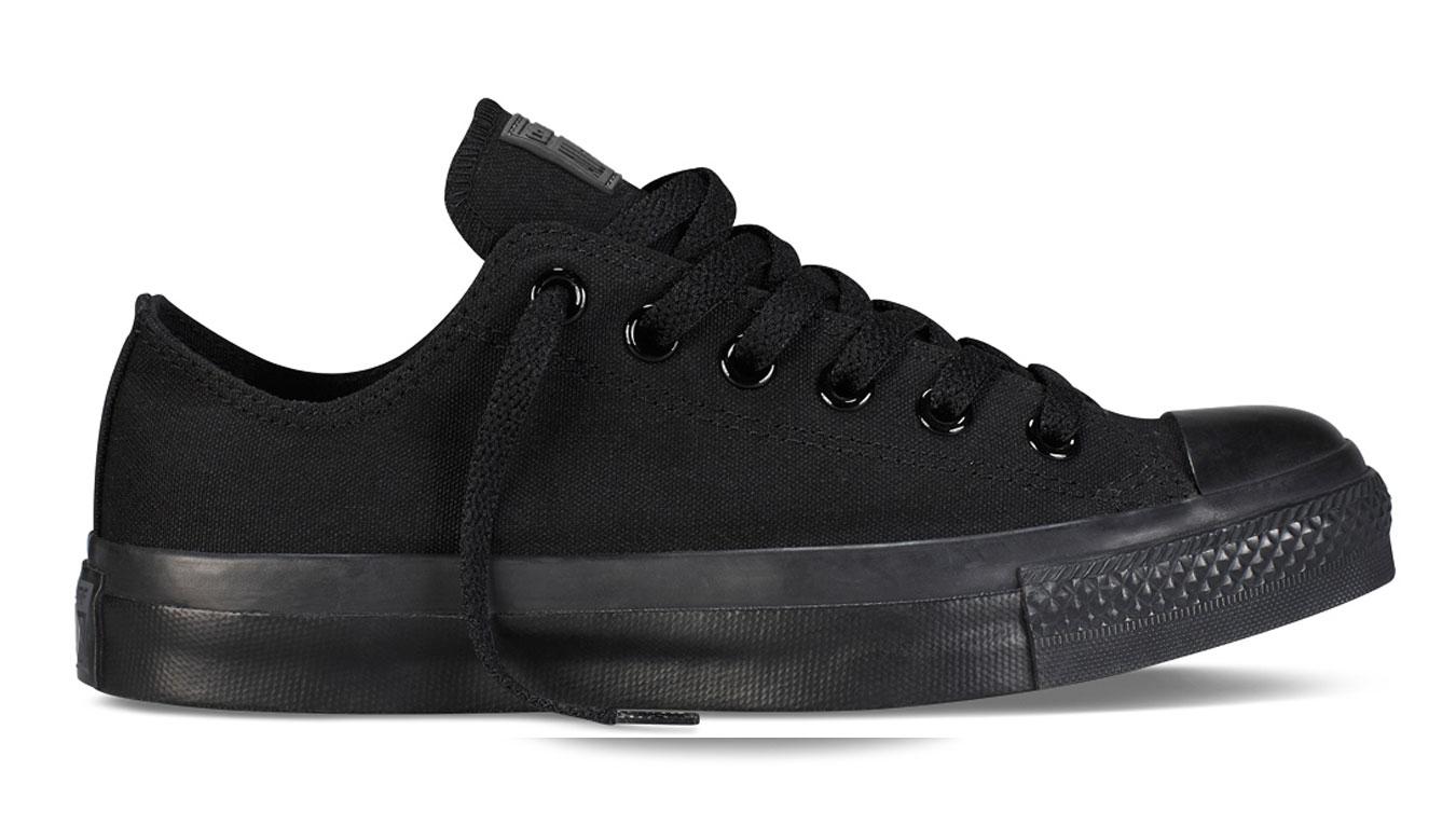 Converse Chuck Taylor All Star čierne M5039 - vyskúšajte osobne v obchode
