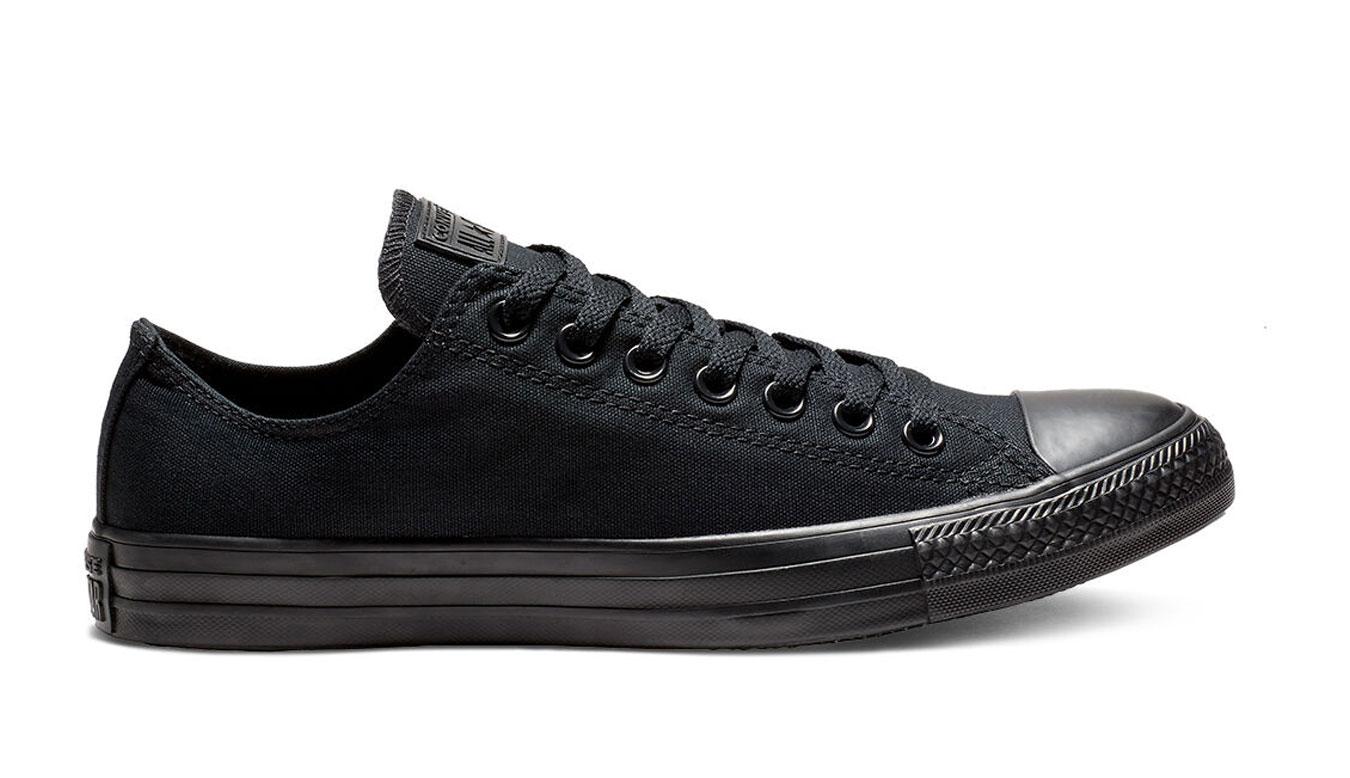 Converse Chuck Taylor All Star Black čierne M5039 - vyskúšajte osobne v obchode