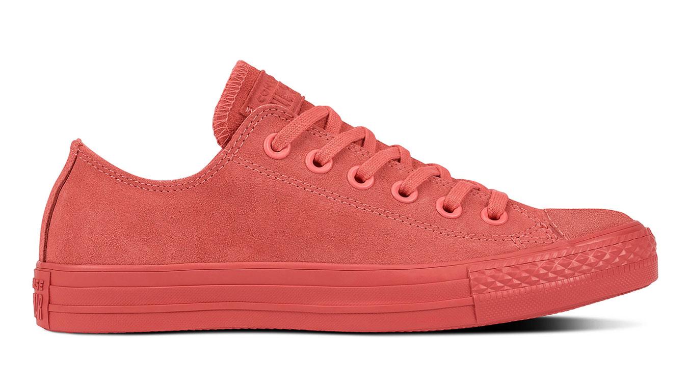 Converse Chuck Taylor All Star Leather červené 161413C - vyskúšajte osobne v obchode
