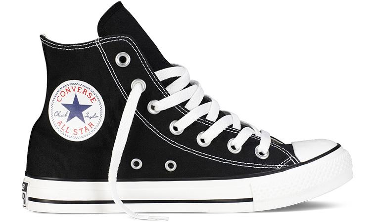 Converse Chuck Taylor All Star Core čierne M9160 - vyskúšajte osobne v obchode