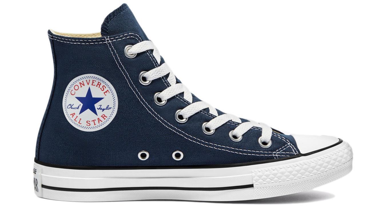 Converse Chuck Taylor All Star Hi Navy modré M9622 - vyskúšajte osobne v obchode