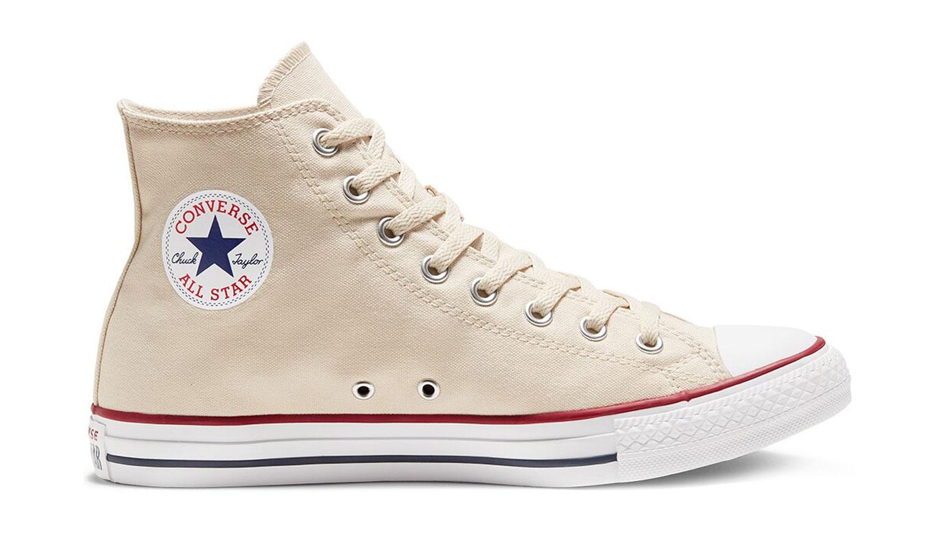 Converse Chuck Taylor All Star Hi Off White ružové M9162 - vyskúšajte osobne v obchode