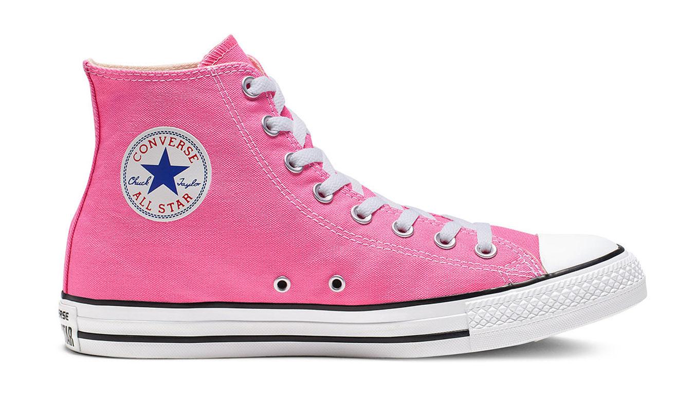 Converse Chuck Taylor All Star Hi Pink ružové M9006 - vyskúšajte osobne v obchode
