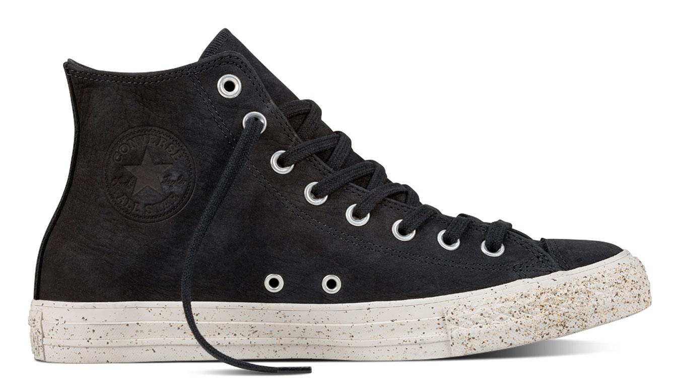 Converse Chuck Taylor All Star Leather čierne 157524C - vyskúšajte osobne v obchode