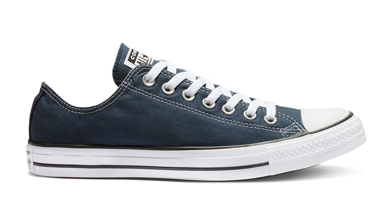 Converse Chuck Taylor All Star Navy modré M9697 - vyskúšajte osobne v obchode