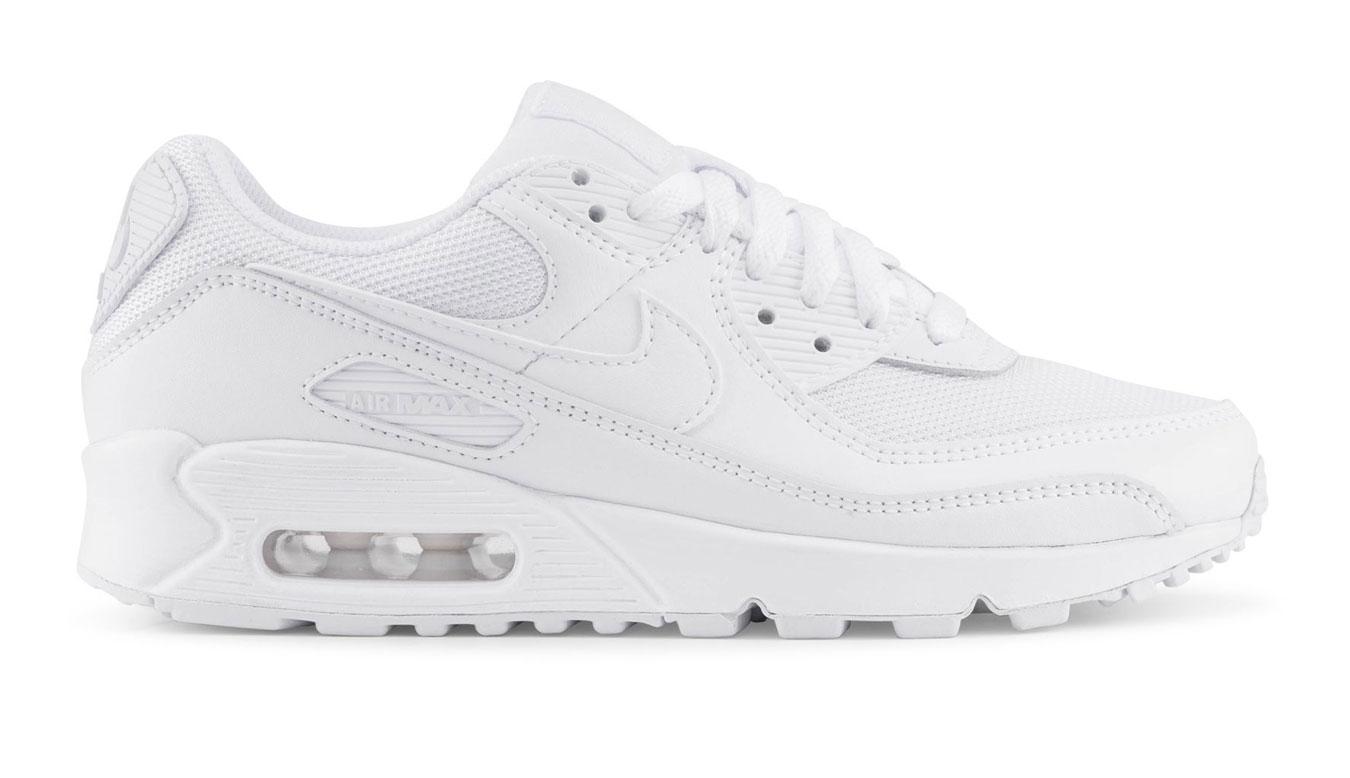Nike W Air Max 90 biele CQ2560-100 - vyskúšajte osobne v obchode