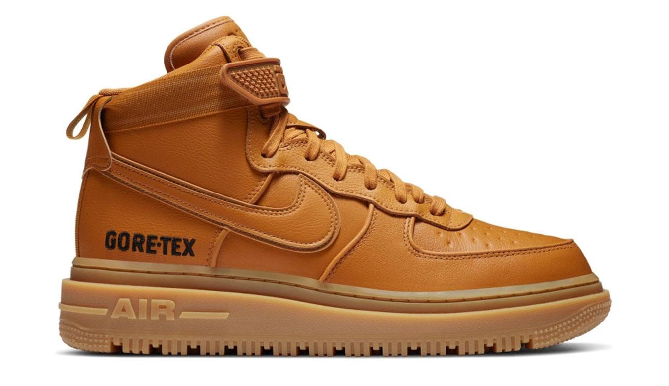 Nike Air Force 1 GTX Boot hnedé CT2815-200 - vyskúšajte osobne v obchode