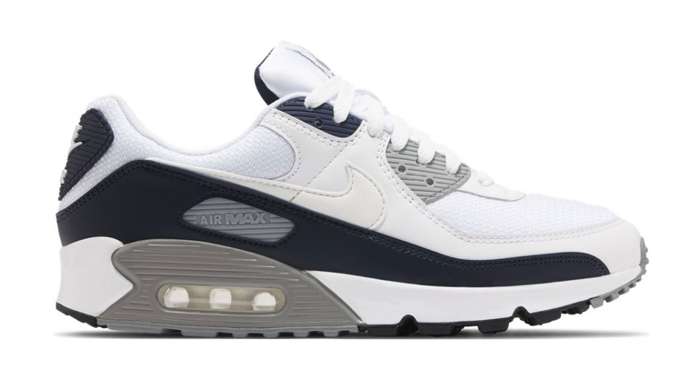 """Nike Air Max 90 """"Particle Grey"""" biele CT4352-100 - vyskúšajte osobne v obchode"""