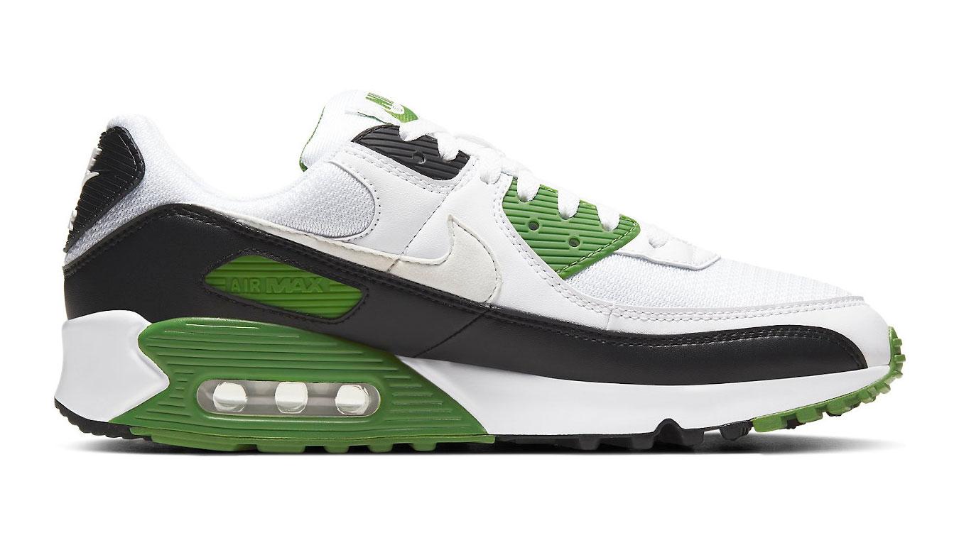"""Nike Air Max 90 """"White Chlorophill"""" biele CT4352-102 - vyskúšajte osobne v obchode"""