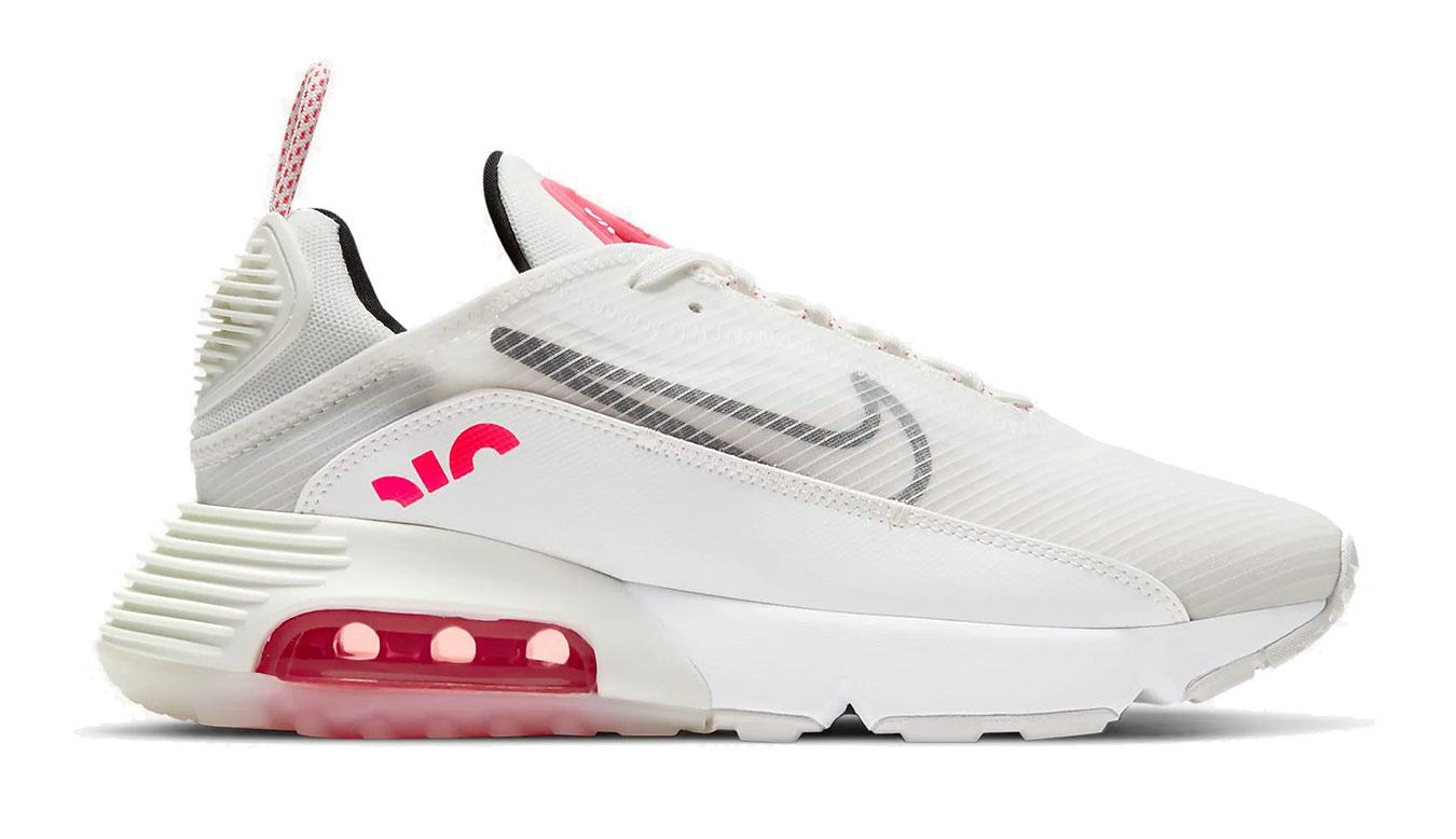 Nike W Air Max 2090 biele CV8727-101 - vyskúšajte osobne v obchode
