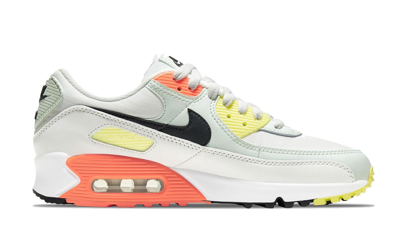 Nike Wmns Air Max 90 farebné CV8819-101 - vyskúšajte osobne v obchode