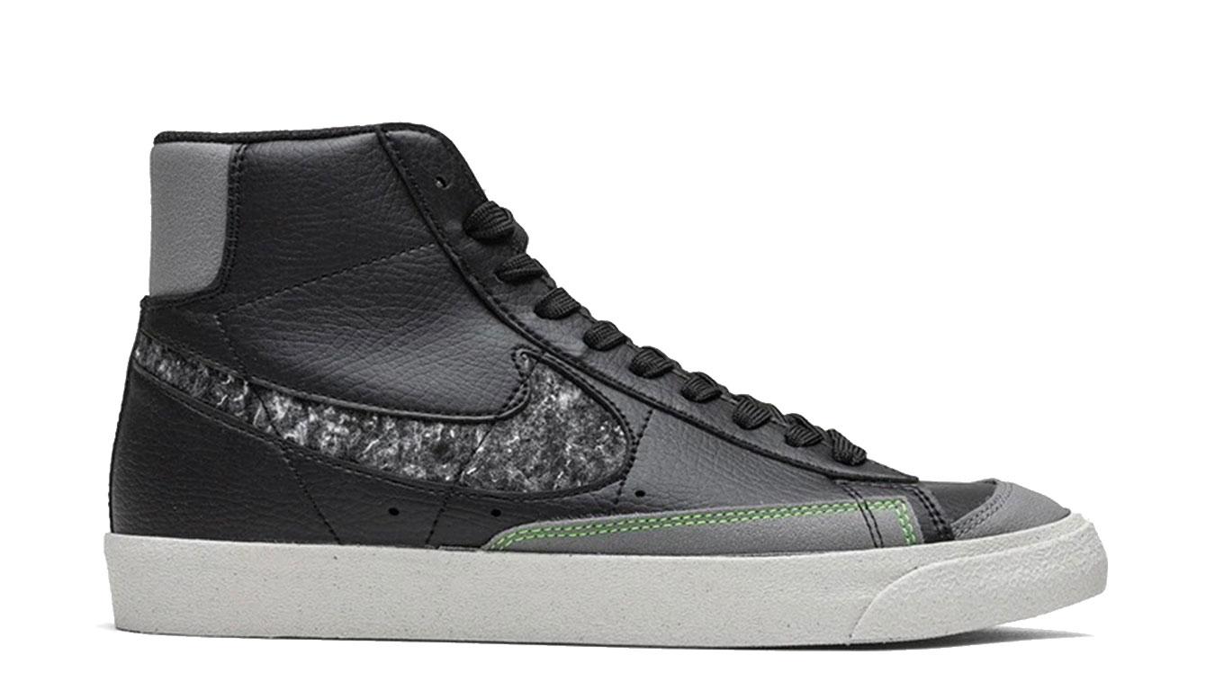 Nike Blazer Mid '77 čierne CW6726-001 - vyskúšajte osobne v obchode