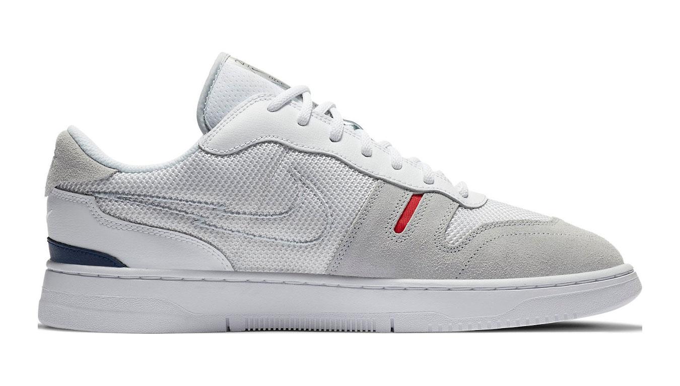 Nike Squash Type šedé CW7578-100 - vyskúšajte osobne v obchode