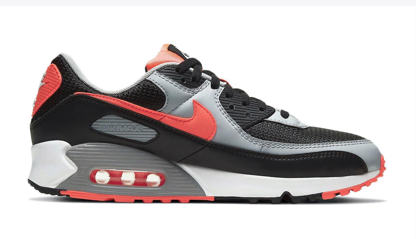 Nike Air Max 90 červené CZ4222-001 - vyskúšajte osobne v obchode