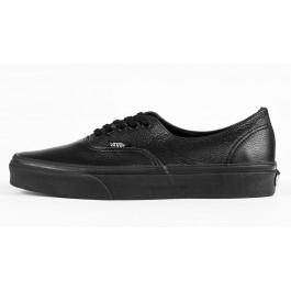 83fa8d47be820 Vans Authentic Decon Premium Leather Black | čierne | 55€ | Tenisky |  V18CGKM | Shooos