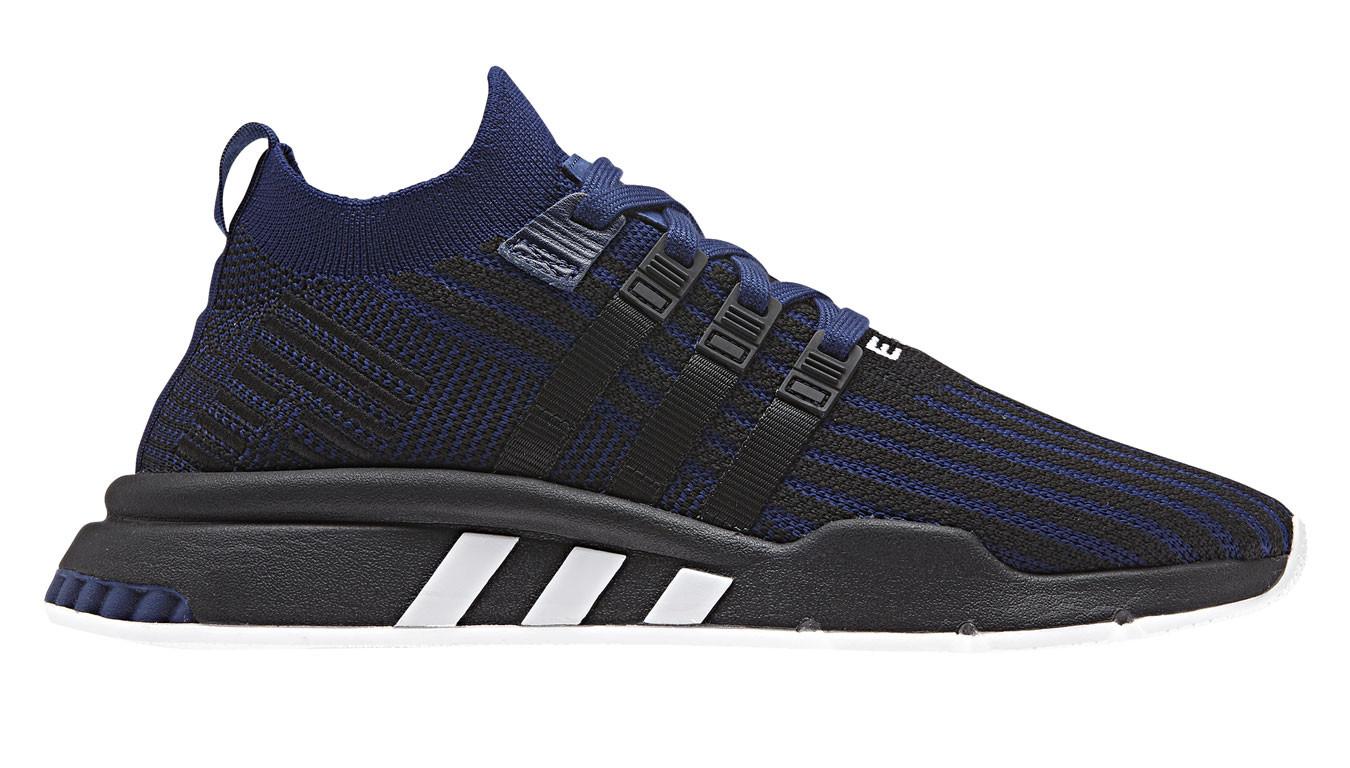 adidas EQT Support Mid ADV Dark Blue B37512 4b59c5b289d