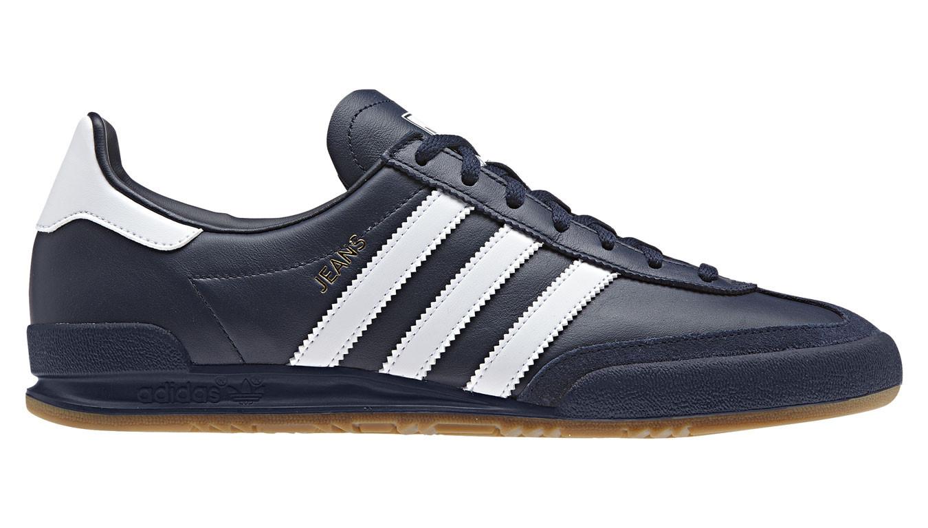 48082b27e5716 čierne tenisky adidas Jeans Collegiate Navy - 80€ | BD7682 | Shooos