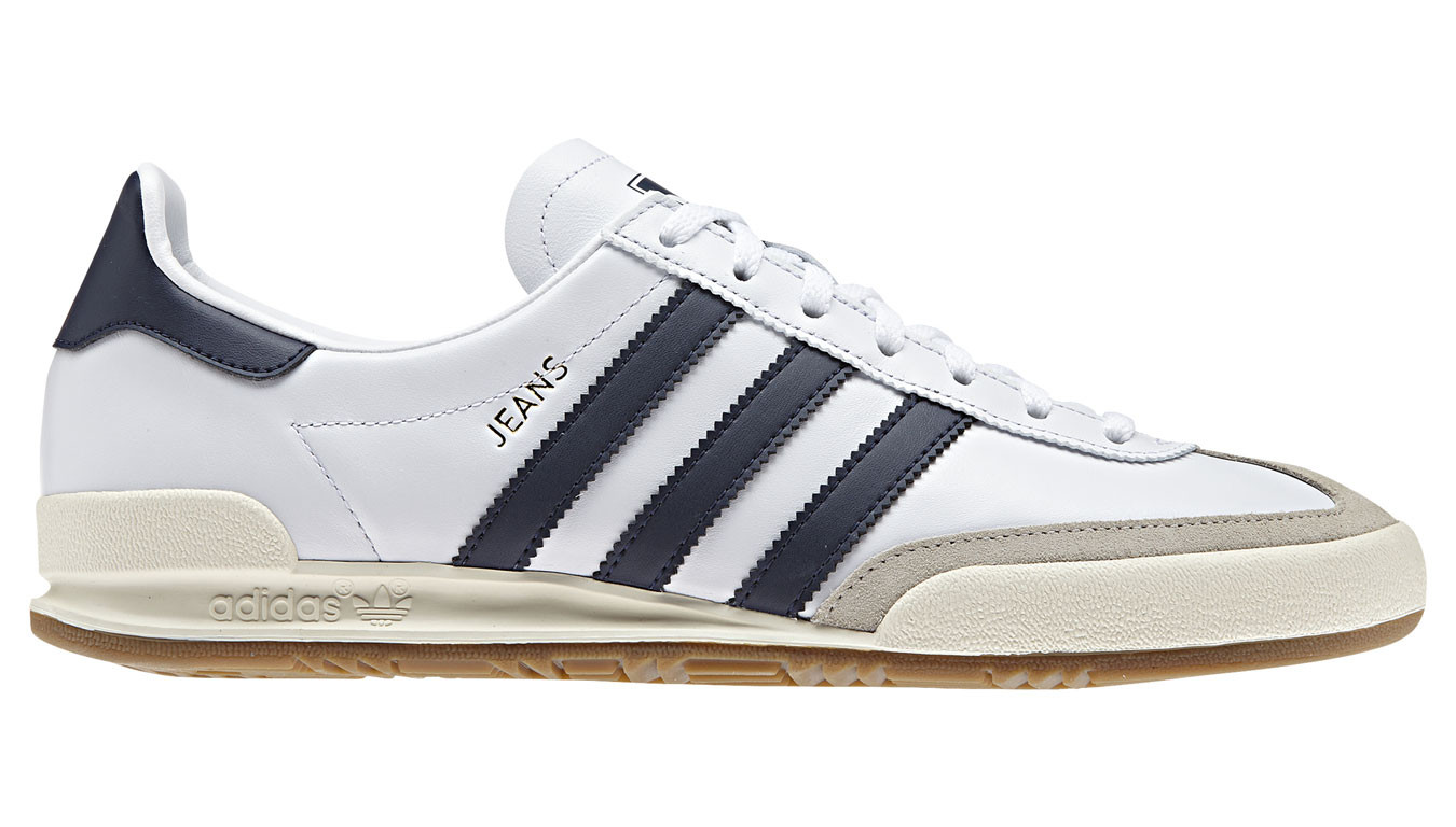 a76f675021 adidas Jeans Ftwr White