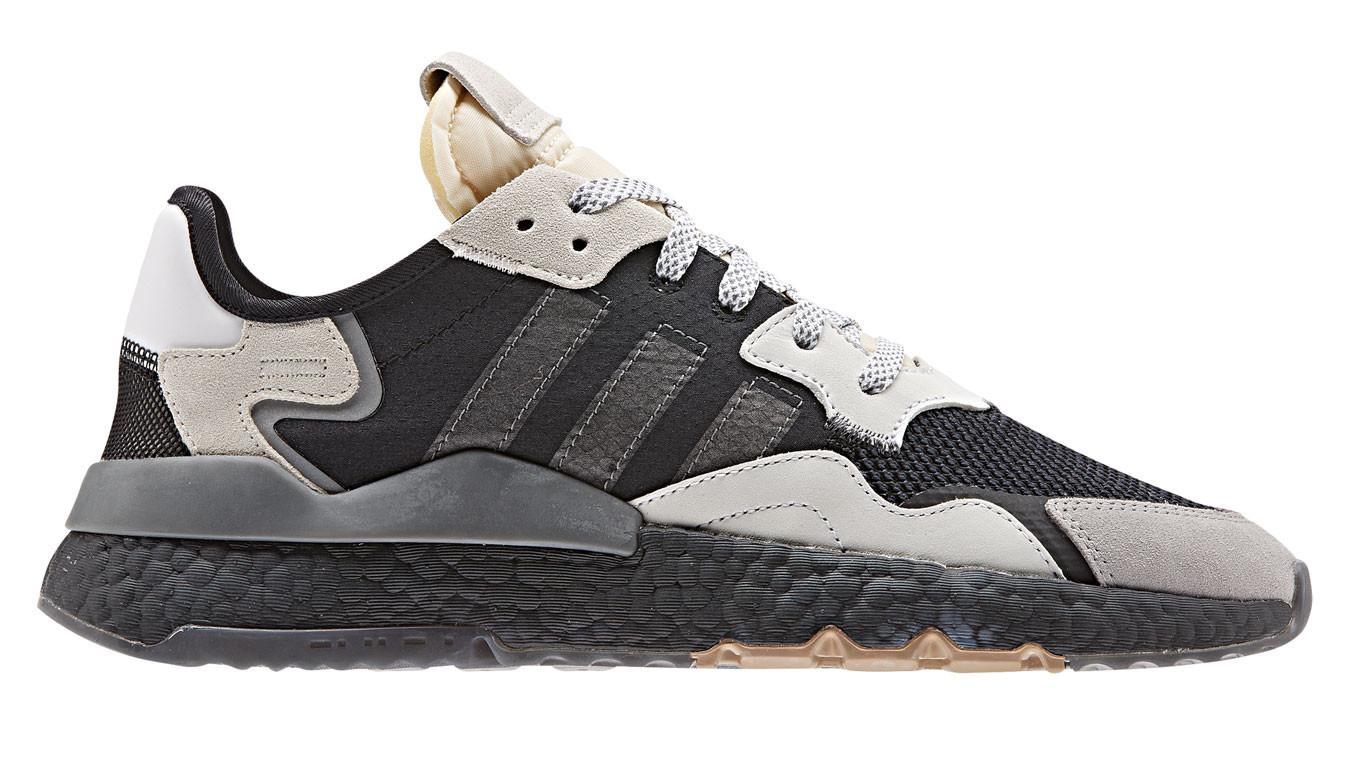 fbb27071a8ce adidas Nite Jogger Core Black Carbon