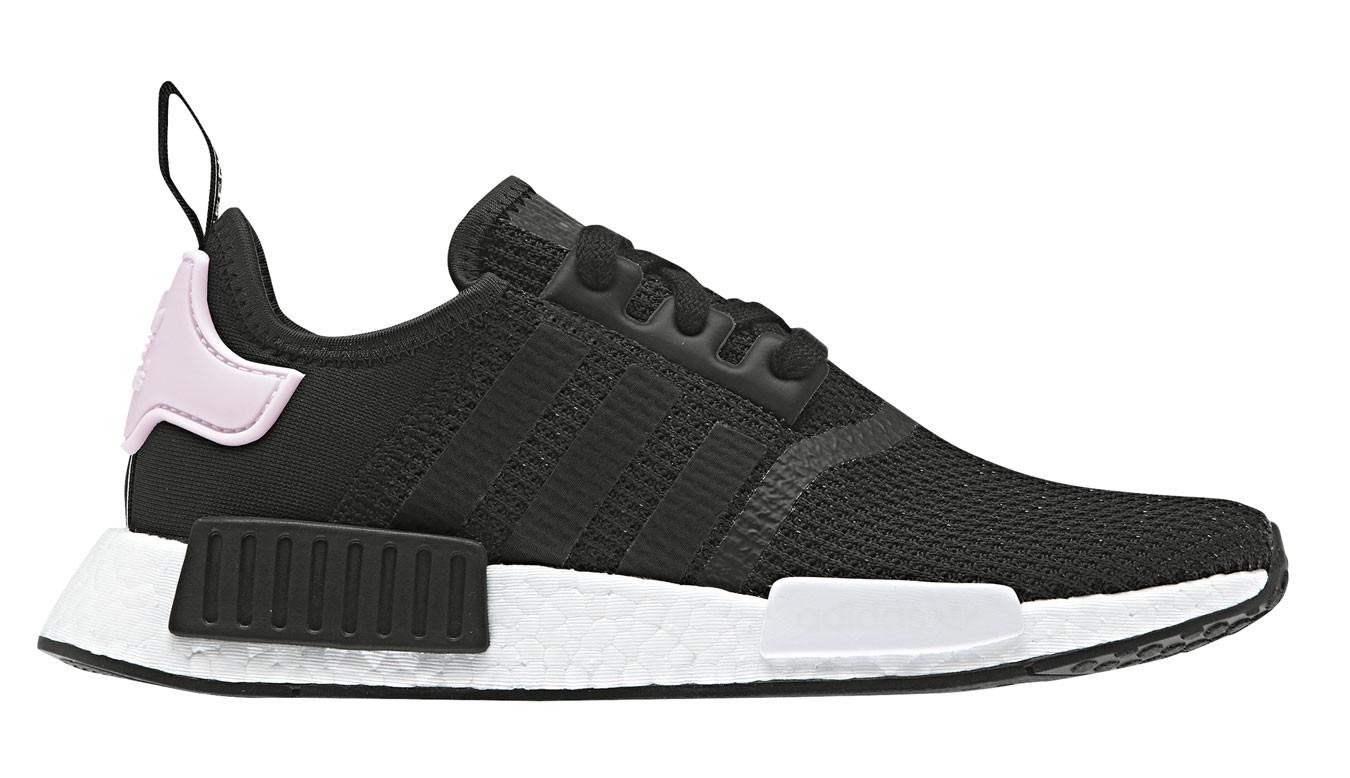 24b375713a1cc čierne tenisky adidas NMD R1 Core Black - 126€ | B37649 | Shooos