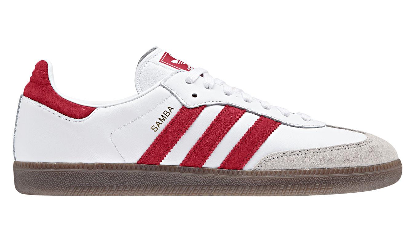 e2f9562f9 Biele tenisky adidas Samba Classic OG - 54€ | B44628 | Shooos