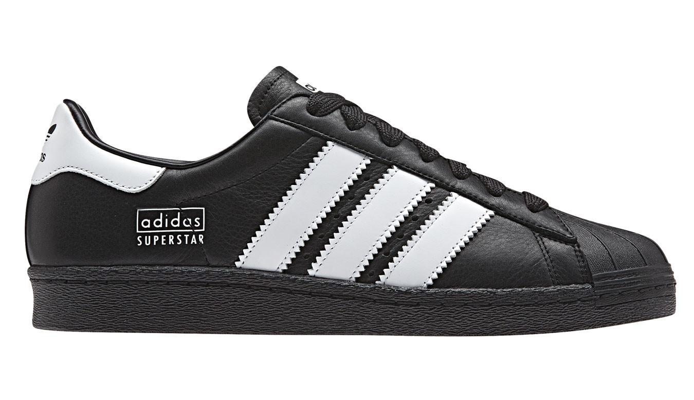 4ad13095d4798 adidas Superstar 80s | čierne | 80€ | Tenisky | BD7363 | Shooos