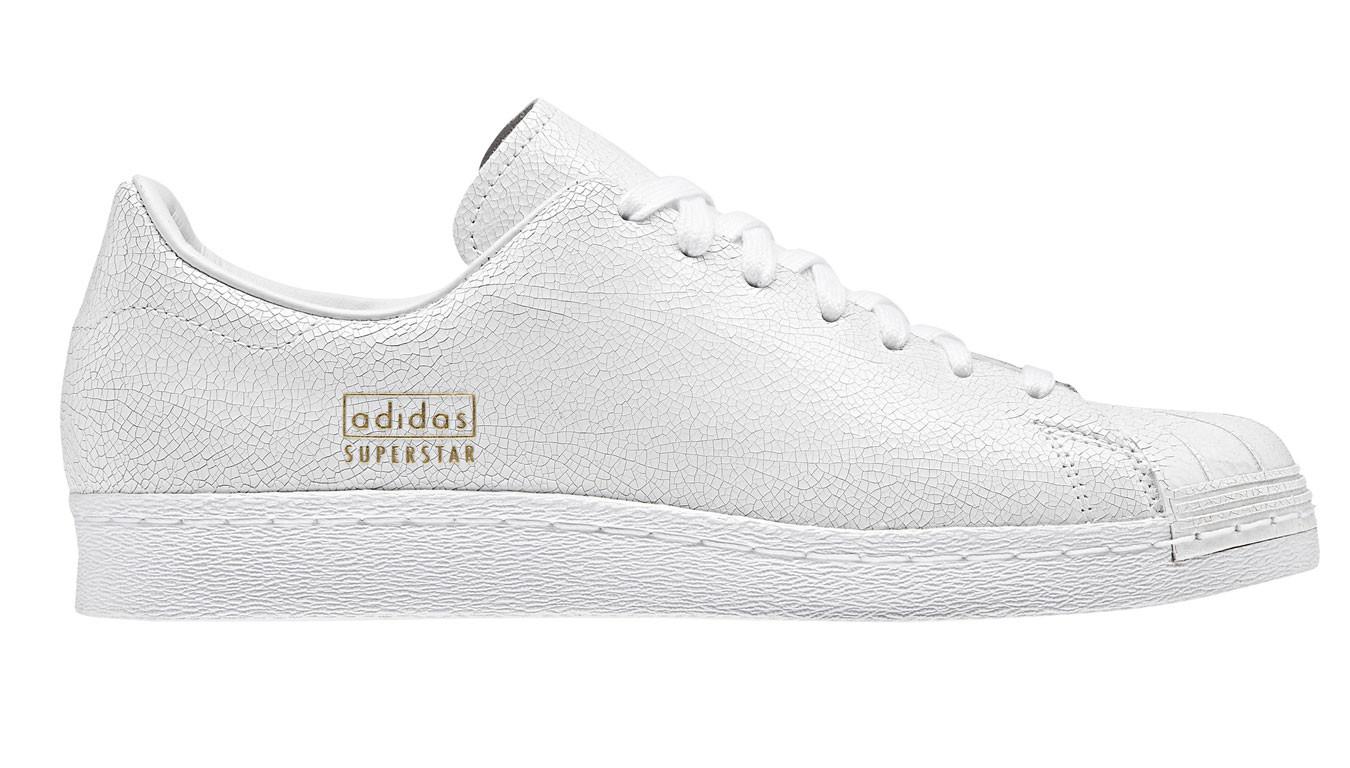 115627c1ec2d8 adidas Superstar 80s Slip-On Leather | biele | 72€ | Tenisky ...