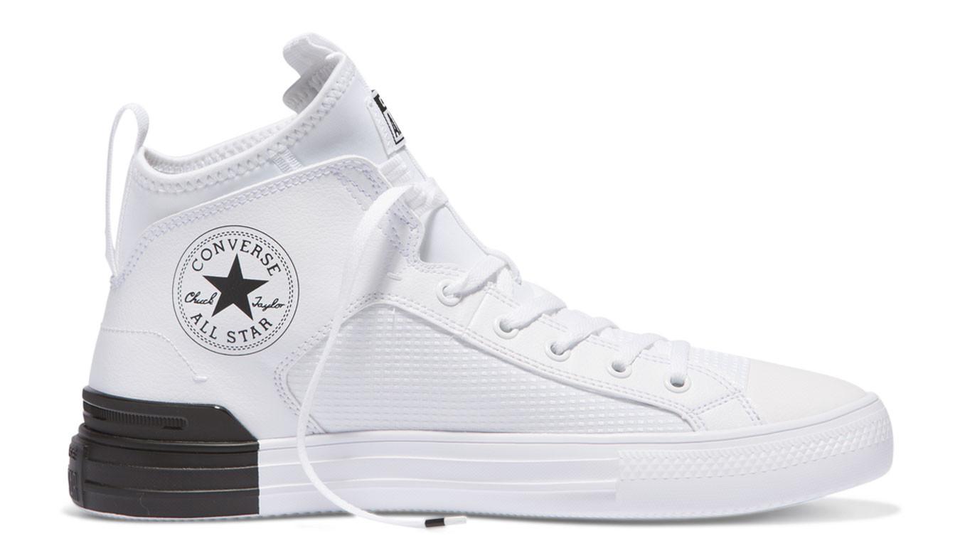 d7364d368 Biele tenisky Converse Chuck Taylor All Star Ultra - 60€ | 159628C ...