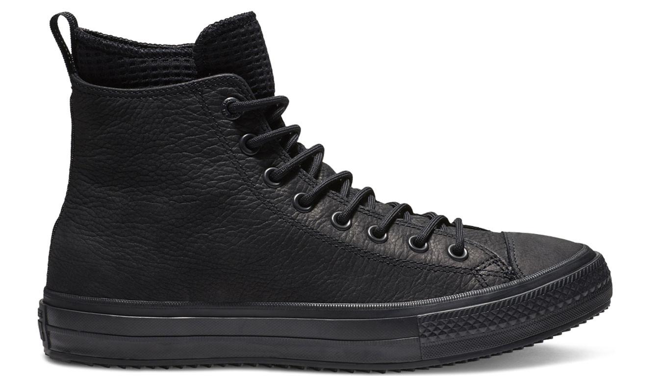 ba7e1784f8e4a Converse Chuck Taylor All Star Waterproof Leather High Top Boot ...
