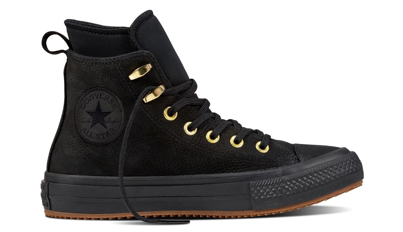 21b932a705299 Converse Chuck Taylor WP Boot | čierne | 72€ | Tenisky | 557945C ...