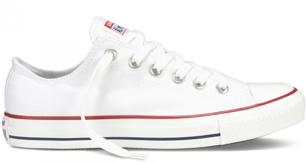 Converse Chuck Taylor All Star White 5dd10e4e521