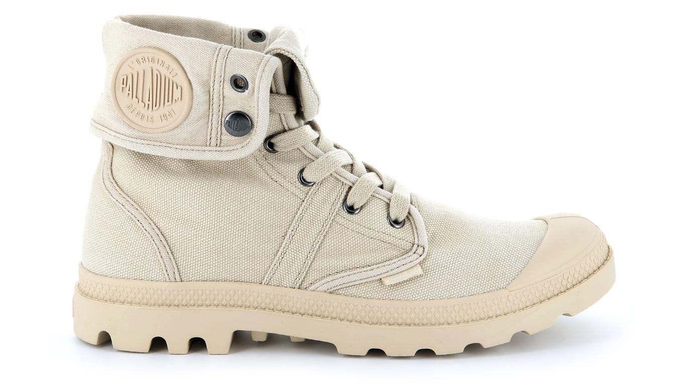 3e7f35cdad3b Palladium Boots US Baggy F-Sahara Ecru