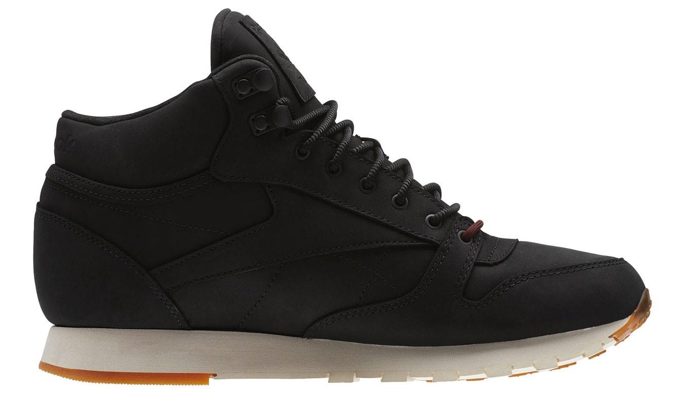 0dcdb31880a7c Reebok Classic Leather Mid GTX   čierne   108€   Tenisky   BS7883 ...