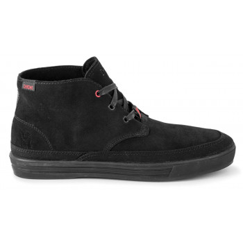 a477b26153 SALE Chrome Industries Forged Suede Chukka Boot Black Black