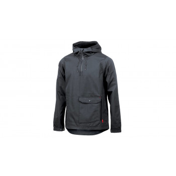 Chrome Industries Skyline Windcheater Anorak Black