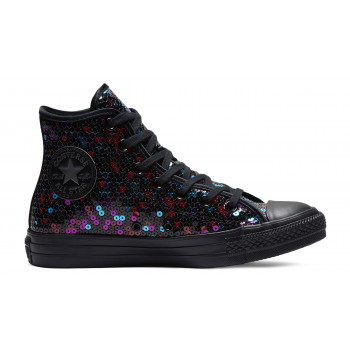Converse Chuck Taylor All Star Holiday Scene Sequin High Top 63216e719f